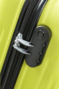 American Tourister Harde reistrolley Tracklite Spinner sunny lime 55 cm-Artikeldetail