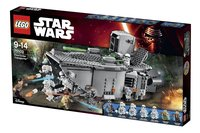 LEGO Star Wars 75103 First Order Transporter-Côté droit