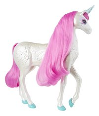 Barbie Dreamtopia Brush'n Sparkle unicorn-Achteraanzicht