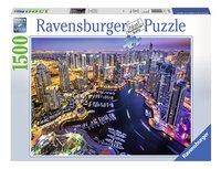 Ravensburger puzzel Dubai at Night-Vooraanzicht