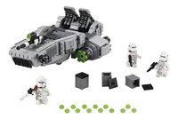 LEGO Star Wars 75100 First Order Snowspeeder-Avant
