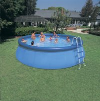 Intex piscine Easy Set diamètre 5,49 m-Image 4
