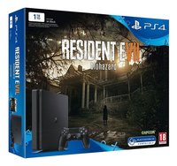 PS4 Slim console 1 To + Resident Evil VII