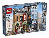 LEGO Creator 10246 Le bureau du détective-Avant