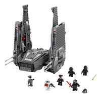LEGO Star Wars 75104 Kylo Ren's Command Shuttle-Avant