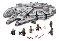 LEGO Star Wars 75105 Millennium Falcon-Avant