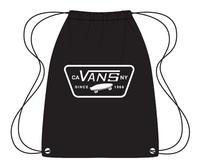 Vans sac de gymnastique League Bench Black/White