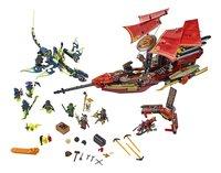 LEGO Ninjago 70738 Laatste vlucht van de Destiny's Bounty-Vooraanzicht
