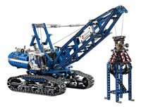 LEGO Technic 42042 Grue à chenilles-Avant