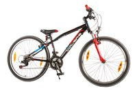 Volare mountainbike Blade Tourney TZ Speed 24' noir/rouge