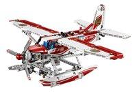 LEGO Technic 42040 Avion de pompiers-Avant