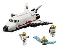 LEGO City 60078 Space Shuttle hulpvoertuig-Vooraanzicht