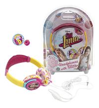 Hoofdtelefoon Disney Soy Luna met glitter