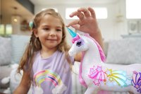 Barbie Dreamtopia Brush'n Sparkle unicorn-Afbeelding 3