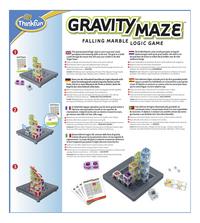 Gravity Maze-Achteraanzicht