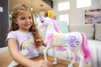 Barbie Dreamtopia Brush'n Sparkle unicorn-Afbeelding 4