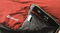 Outwell sac de couchage Campion Lux Red-Détail de l'article