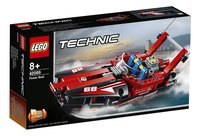 LEGO Technic 42089 Powerboat-Linkerzijde