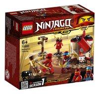 LEGO Ninjago 70680 Kloostertraining-Linkerzijde