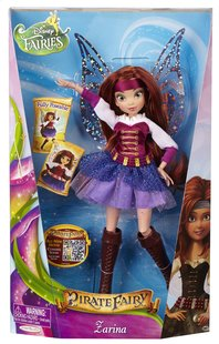 Disney Fairies poupée mannequin Pirate Fairy Deluxe Fashion Doll Zarina-Avant