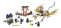 LEGO Ninjago 70734 Le dragon de Maître Wu-Avant