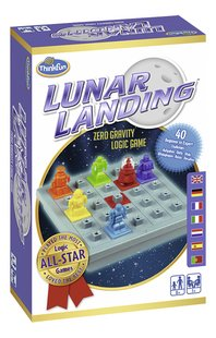 Lunar Landing-Côté gauche