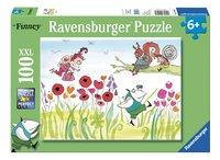Ravensburger XXL puzzel Mr. Finney-Vooraanzicht