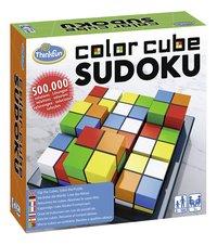 Color Cube Sudoku-Linkerzijde