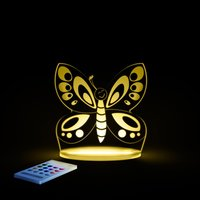 Aloka nachtlamp SleepyLight vlinder-Artikeldetail
