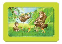 Ravensburger puzzle 3 en 1 My First Singes, éléphants et lions-Détail de l'article