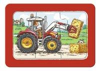 Ravensburger puzzle 3 en 1 My First Excavateur, tracteur et chargeur à bascule-Détail de l'article