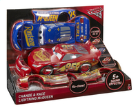 Disney Cars 3 voiture Change & Race Flash McQueen-Côté gauche