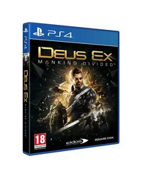 PS4 Deus Ex Mankind Divided Day One Edition FR/ANG