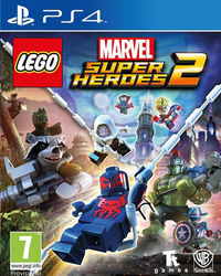 PS4 LEGO Marvel Super Heroes 2 ENG/FR