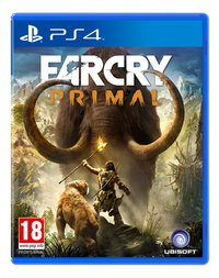 PS4 Far Cry Primal ENG/FR