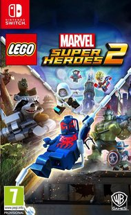 Nintendo Switch LEGO Marvel Super Heroes 2 ENG/FR