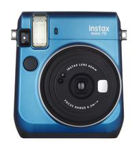 Fujifilm appareil photo instax mini 70 bleu