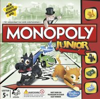 Monopoly Junior NL-Avant