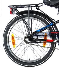 Volare vélo pour enfants Blade Nexus 3 noir/rouge 20/-Base