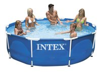 Intex piscine Frame Pool diamètre 3,05 m-Image 1