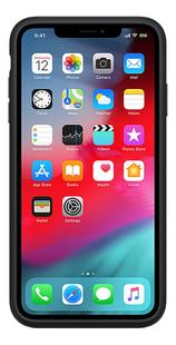 Apple coque Smart Battery pour iPhone Xs Max noir-Avant