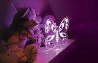 Aloka nachtlamp SleepyLight vlinder-Afbeelding 1