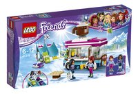 LEGO Friends 41319 La camionnette à chocolat de la station de ski