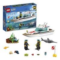 LEGO City 60221 Duikjacht-Artikeldetail