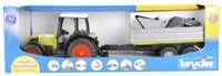 Bruder tractor Claas Nectis