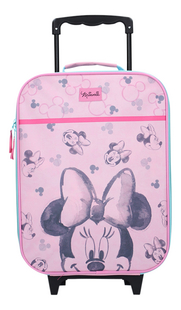 944c217a052 Zachte reistrolley Minnie Mouse Most Adored 40 cm