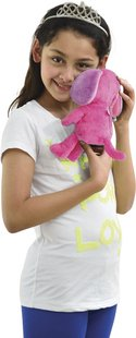 VTech KidiFluffies Pinky chien NL-Image 1