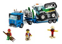 LEGO City 60223 Le transport de l'ensileuse-Avant