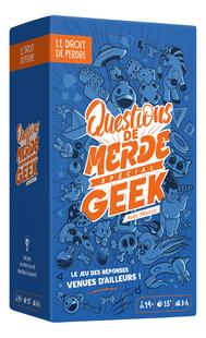 Questions de Merde - Extension Spécial Geek-Côté gauche
