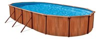Atlantic Pools ensemble piscine Esprit II Redwood 7,32 x 3,66 m